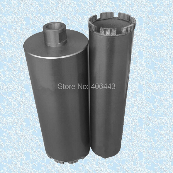 140mm*350mm Diamond Thin Wall Core Drill Bit for Reinforced Concrete and Brick Wall 168 350mm diamond core drill bit 152 350mm core drill bit 159 350mm wall drill bit for toilet and sewage pipe drilling 162 350mm