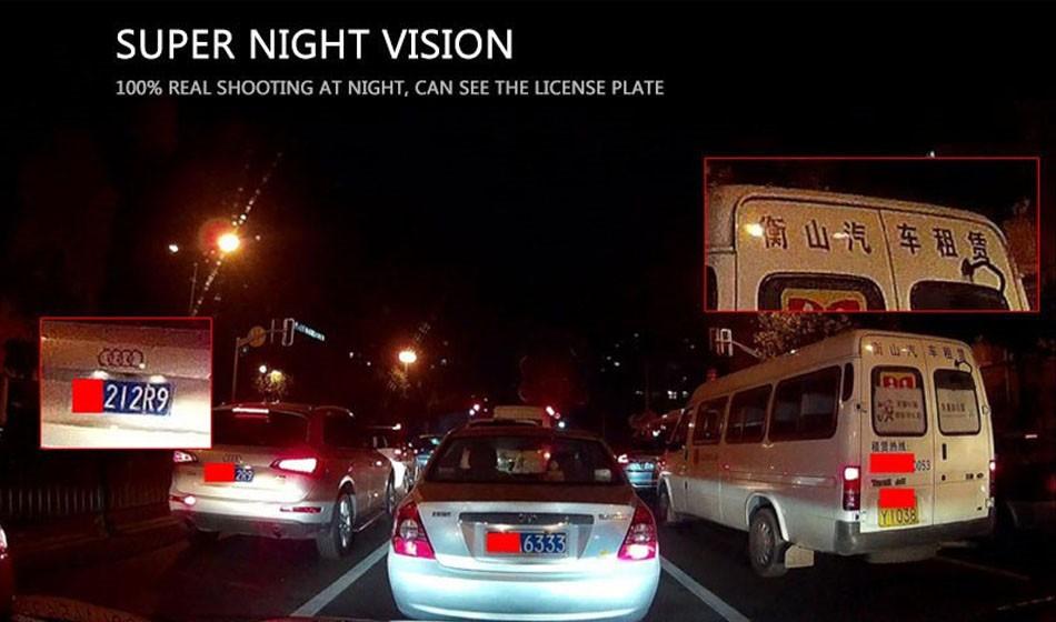 Anytek Dash Cam A88 2.7 Inch DVR Full HD 1080P Car Camera Novatek 96220 Parking Monitor Registrator Video Recorder Night Vision DVRS -10