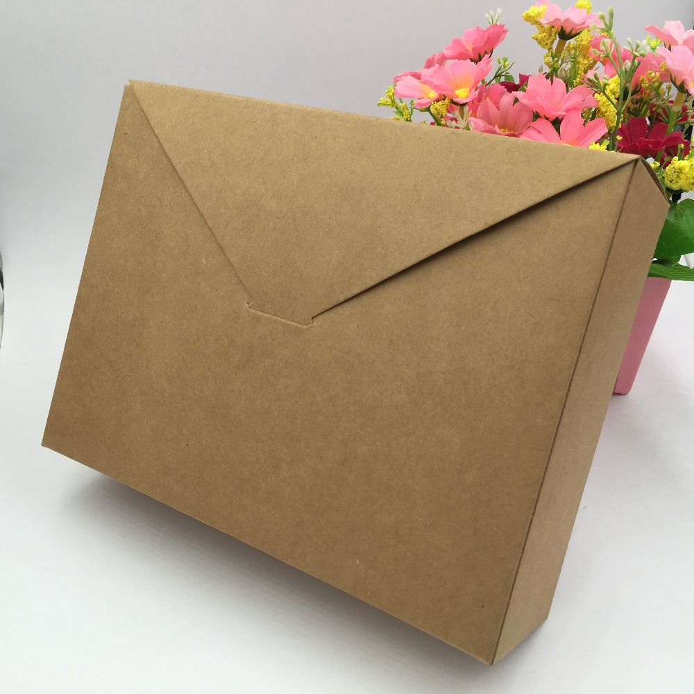 Envelope Flowers Paper Card Bouquet Holder Florist Free Shipping Creative Supply Package Valentine's <font><b>Day</b></font> Gift Boxes <font><b>20</b></font> pcs image