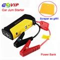 Mini Car jump starter engine booster car emergency  jump starter car power bank charger for Mobile Phones Laptops