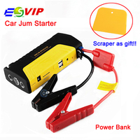 50800mAh Mini Car Jump Starter Engine Booster Emergency Power Bank Charger For Various Brand Mobile Phones