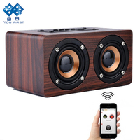 YOU FIRST Bluetooth Speaker Portable Wireless Stereo Hands Free USB Parlantes Bluetooth Loudspeakers With Mic TF Card For Phone