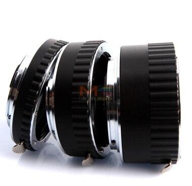 Meike MK-C-AF-A Tube d'extension en métal AF pour appareil photo Canon EOS - 4