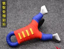 Рогатка из нержавеющей стали, профессиональная мини-Рогатка для атлетической съемки