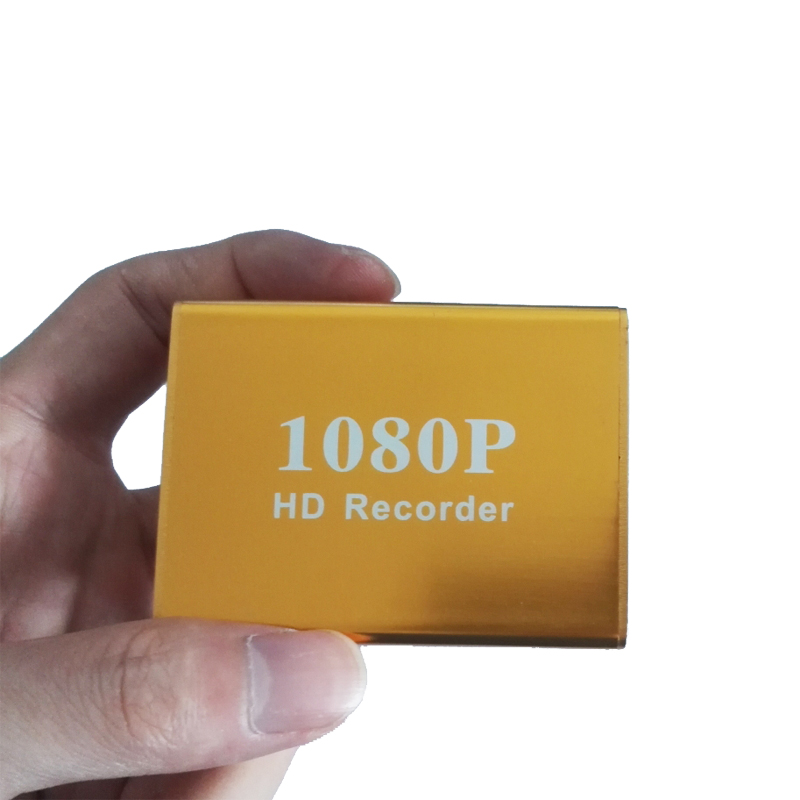 Mini 1080P AHD TVI Video Recorder DVR 720P Real time CCTV DVR Support SD Card 128GB 5V-30V Power Supply IR Remote Control ...