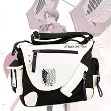 Attack on Titan Survey Corps Wings of Liberty Canvas Messenger Bags