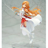 anime sword art onling pvc action figure 23cm Asuna Yuuki anime figure toys doll collection model Christmas gift with box