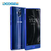 DOOGEE Mix Lite 4G Smartphone Touch Android 7.0 MTK6737 Quad Core 2G+16G 13MP Fingerprint Celular 5.2 Inch Mobile Phone 3080mAh