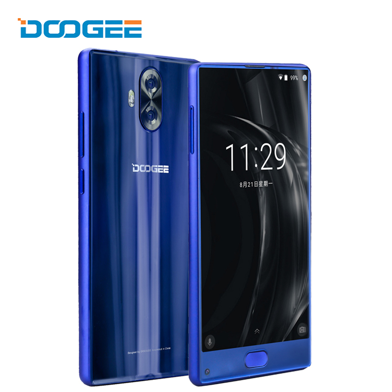 DOOGEE Mix Lite 4G Smartphone Touch Android 7 0 MTK6737 Quad Core 2G 16G 13MP Fingerprint