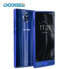DOOGEE Mix Lite 4G MTK6737 Táctil Teléfono Inteligente Android 7.0 Quad Core 2G + 16G 13MP Celular de Huellas Digitales 5.2 Pulgadas Del Teléfono Móvil 3080 mAh