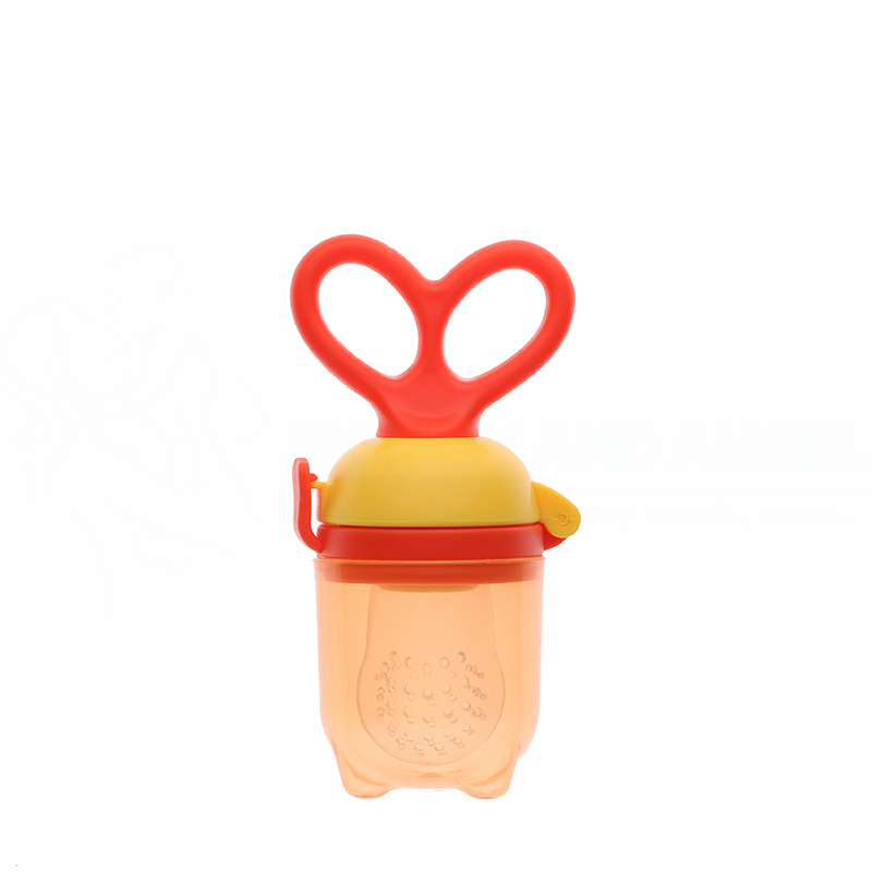 Baby Pacifiers Silcone Feeding Bottles Fresh Food Feeder Feeding Nipple Dummy Fruits (Size:S-M-L,3 Colour,PA-012) FREE SHIPPING