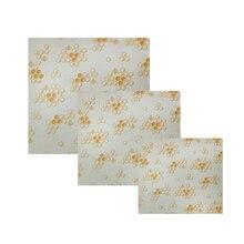 3 шт кухонный Мясник из органической хлопчатобумажной ткани 3 разных размера многоразовая хлопковая ткань для кофейни