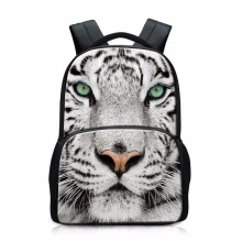 цены Tiger Backpacks for Boys High Quality Owl School Bags for College Children Day pack Dog Lightweight Back pack Fashion Mochilas