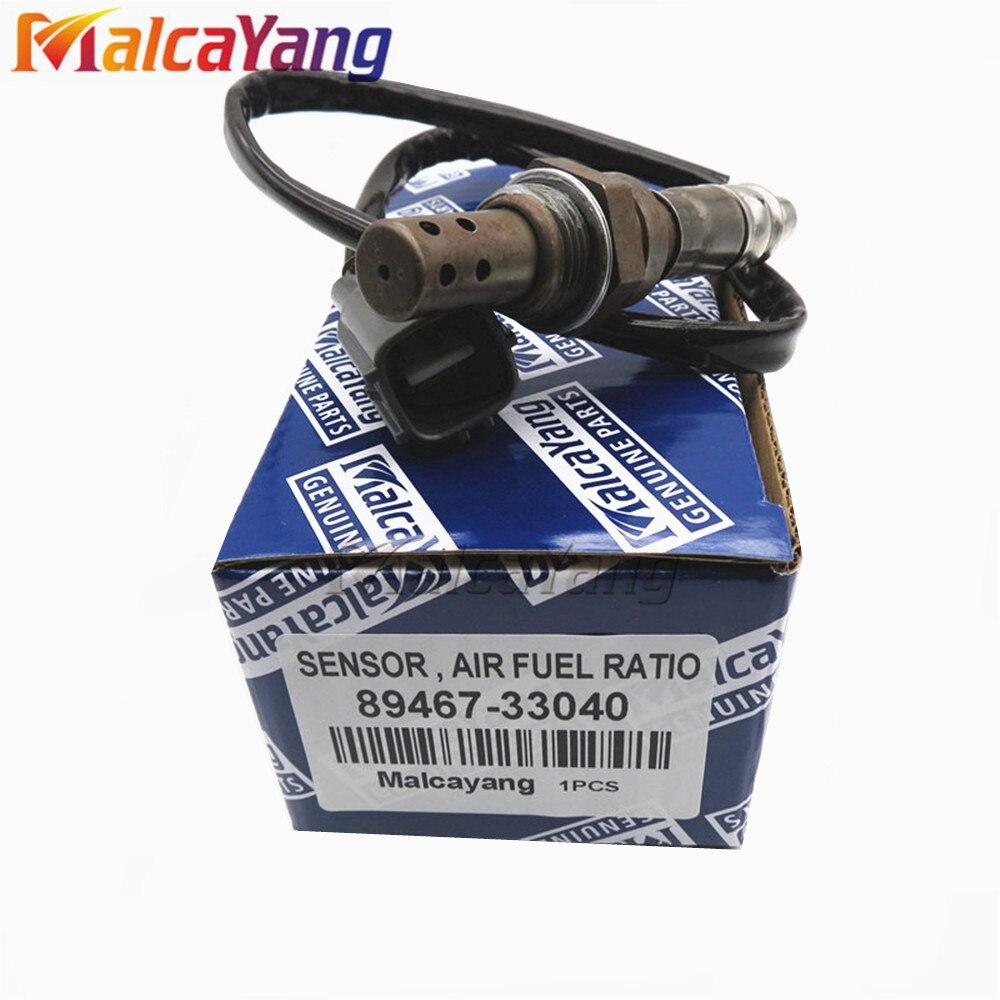 89467 33040 For Camry Solara 2 4L 2002 2004 Air Fuel Ratio Oxygen Sensor 8946733040 Car
