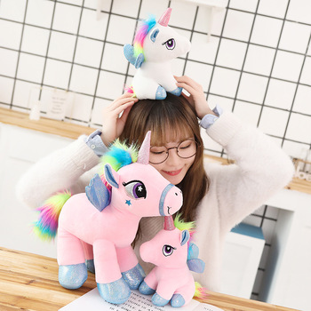 40cm Soft Unicorn Plush Stuffed Toy