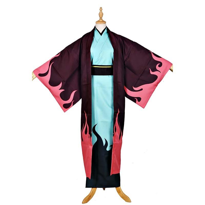 Anime Kamisama Kiss Kimono Divine Nanami Kamisama Hajimemashita Tomoe Cosplay Costume Flame Version