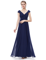 2018 Backlackgirl High Quality Sexy Evening Dresses Ever Pretty HE08457 Women Elegant 2018 V Neck Long