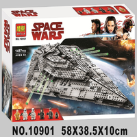Compatible Legoingly 75190 75105 Starwars Lepiningly Star wars millennium falcon Playmobil Building Blocks Brick Toys Gift 10901