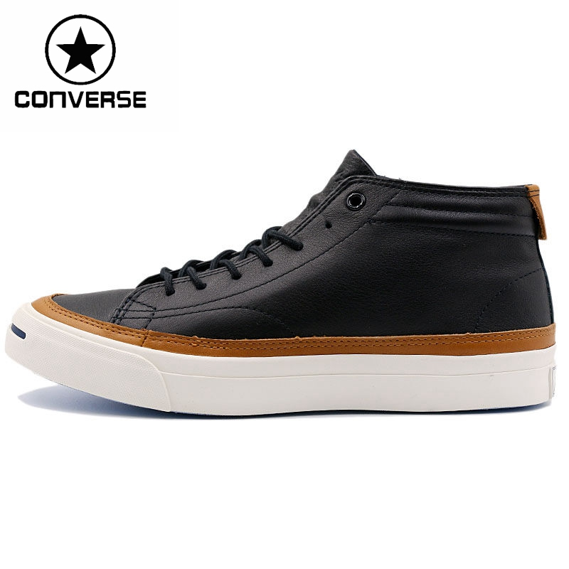 Prix pour Original Nouvelle Arrivée Converse Unisexe Planche À Roulettes Chaussures Toile Sneakers en cuir