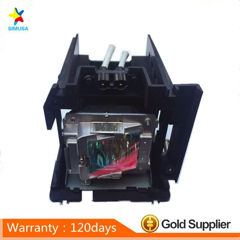 Compatible Projector lamp bulb 5811116765-S with housing for   VIVITEK D5180HD/D5185HD/D5280U projector lamp bulb 5811116713 s 5811116713s for vivitek d851 projector bulb lamp with housing