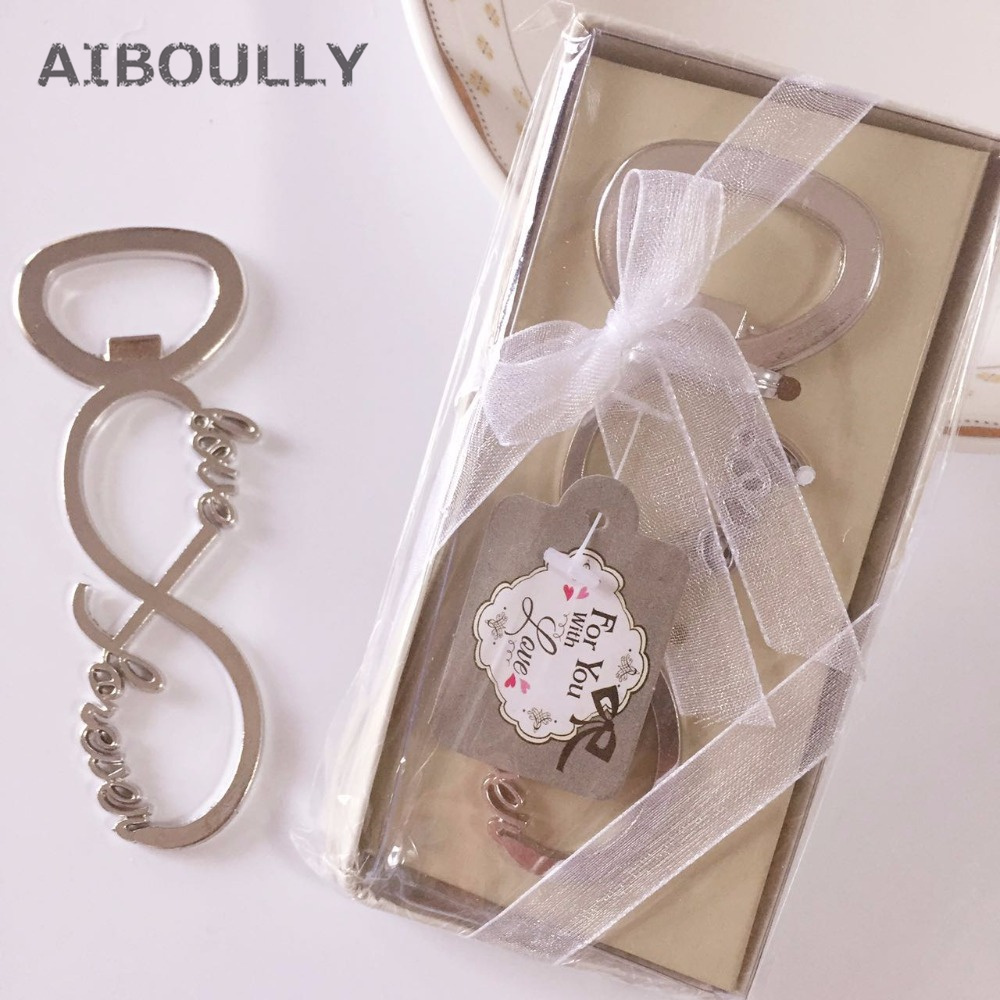 The Wedding Gift Shop: Aliexpress.com : Buy Love Forever Bottle Opener Wedding