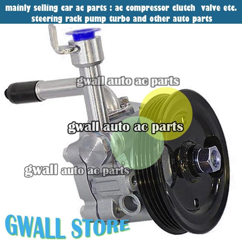 Brand new power steering pump for car nissan navara pickup 2 5 dci pathfinder r51 suv