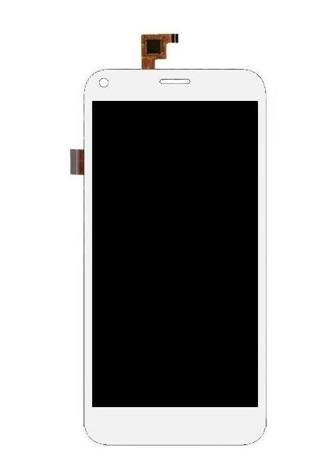 New For Archos 50 Helium Plus LCD Display With Touch Screen Digitizer Replacement With Tools White Black Color archos 50 helium plus dual sim lte black