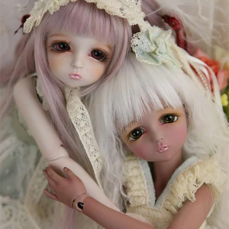BJD 1/4 doll SD WORLD Mikhaila LEEKE nude bjd doll  joint doll BJD resin doll with eyes