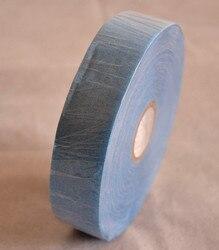 2.54 см (1 дюйм) * 36 м синяя Синтетические волосы на кружеве Поддержка ленты волос двусторонние клеи для волос/парик/кружево парики