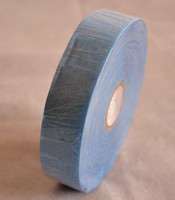 2.54cm(1inch)*36Yards Blue Lace Front Support Tape Hair Extensions Double Sided Adhesives For Hair Extensions/Toupee/Lace Wigs