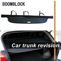 Auto Car Rear Trunk Cargo Shelf For Audi Q7 2015 2014 2013 2012 2011 2010 Security Shield Shade Auto accessories