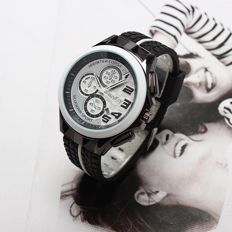 2018 Fashion Casual Mens Watch Special Design Big Dial Quartz Wrist Watch For Men Reloj Hombre Relogio Masculino Male Clock Hot цена