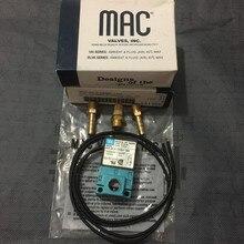 Válvula Solenoide de Control 35A ACA DDBA 1BA de 3 puertos para MAC, 12v, 5,4 W, kit de latón, envío gratis