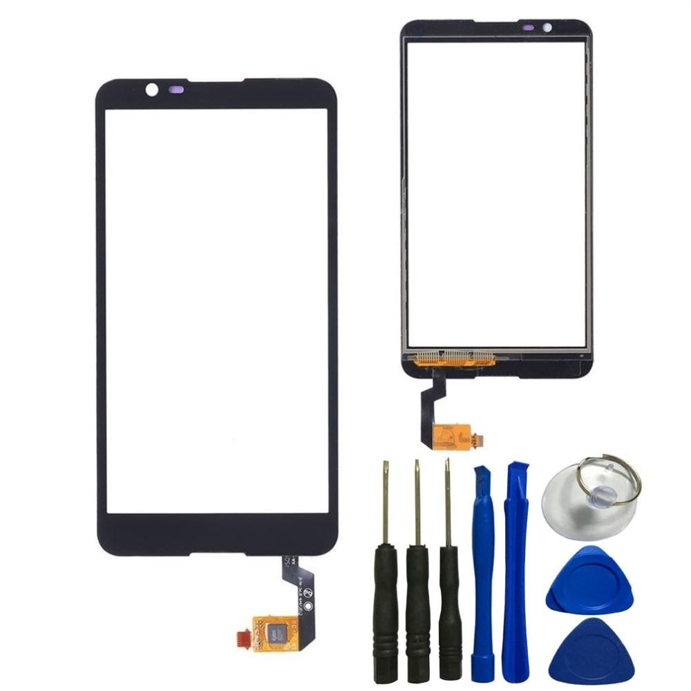 For Sony Xperia E4 E2104 E2105 E2115 E2124 Touch Screen With Digitizer Glass Panel Sensor Tools