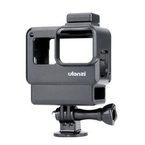 Image 2 - ULANZI V2 V3 移動プロカメラケージ用移動プロ 7 6 5 、アクションカメラ Vlog アクセサリー用とマイクライト