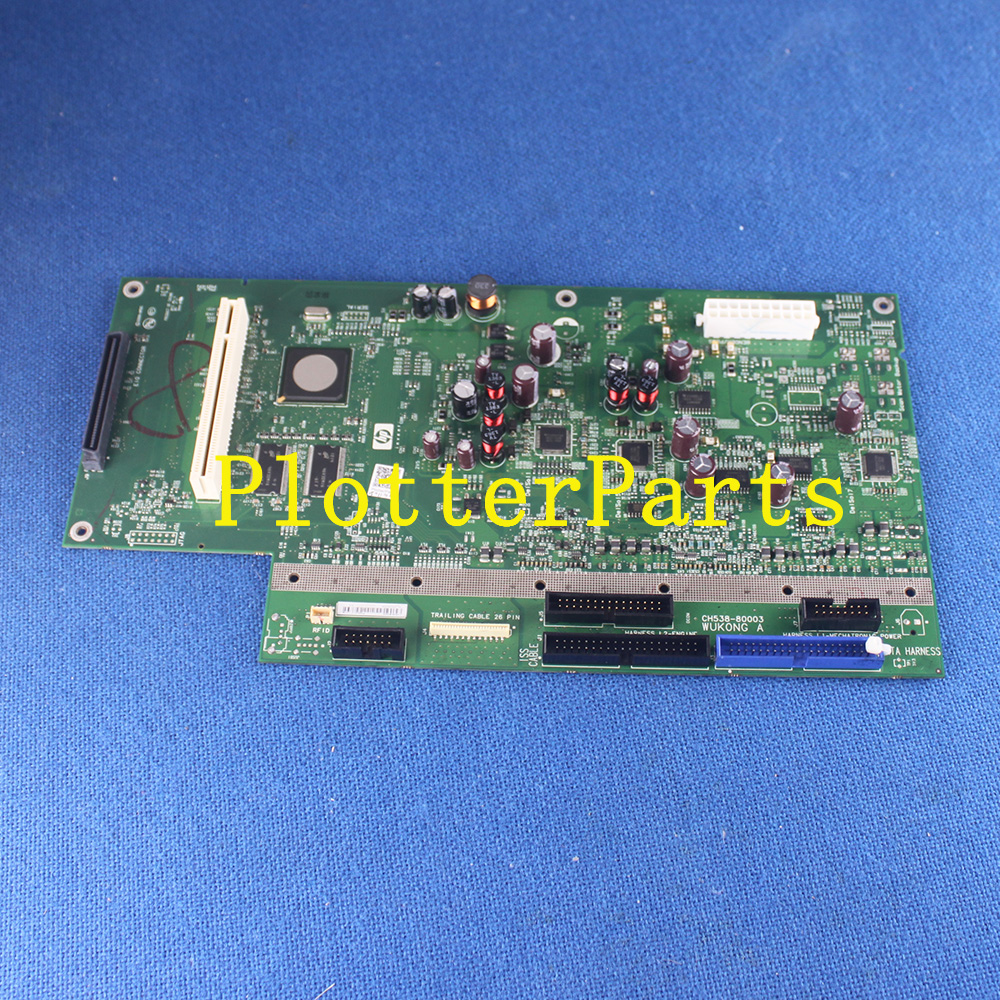 CH538-80003 CH538-67009 Main PCA Control Board for HP Designjet T770 T770 HD T1200 Original New Plotter Part hp designjet hd cq654b