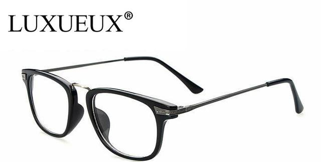 Women Brand Designer Glasses Frame With Clear Lens Fashion ...