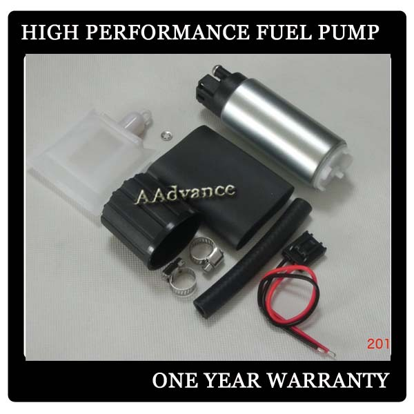 Install Parts CHEVROLET 255LPH In-Tank Electric Fuel Pump High Performance
