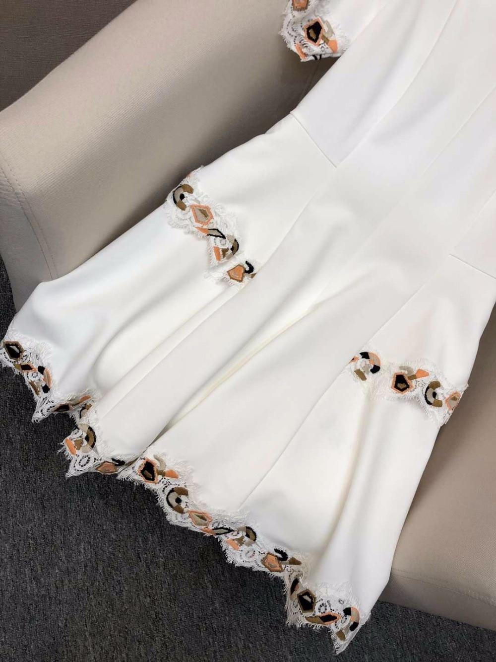 Marque Femmes Luxe Fa02431 Mode Européenne Nouvelle Supérieure 2019 Printemps Style Robe Qualité Célèbre Design Partie De cPIPqwF