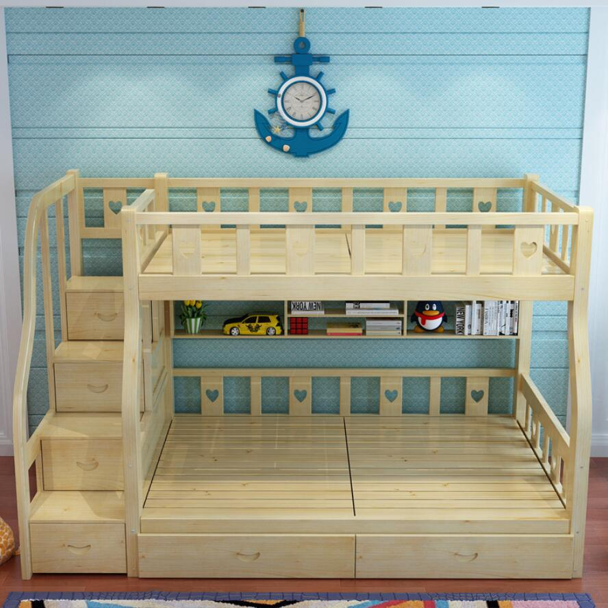 Webetop Kids Beds For Boys And Girls Bedroom Furniture Castle Bunk ...