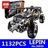 Technic Ultimate Series LEPIN 20030 1132Pcs The Off Roader Set Children Educational Building Blocks Bricks Toys