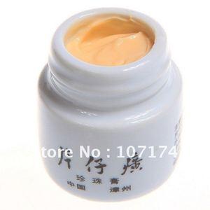 Image 3 - Frete Grátis Rainha Marca Pientzehuang pérola creme Pien Tze Huang Acne creme anti rugas 20g