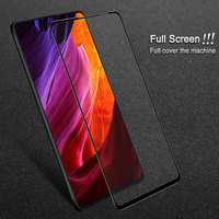 For Xiaomi Mimix3 Glass Mi Mix 3 Tempered Glass IMAK Full Screen Protector for Xiaomi Mi Mix 3 Screen Pro Version Xiaomi Mix3
