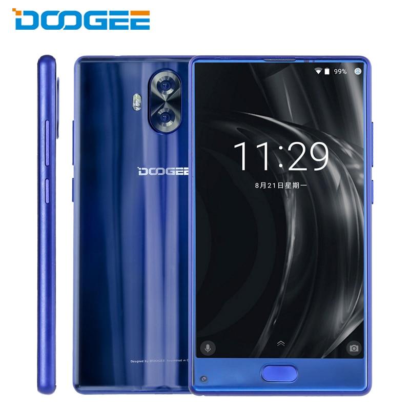 Оригинал DOOGEE смешивания Lite сотовый телефон 5.2 &#171;Экран 2 ГБ Оперативная память 16 ГБ Встроенная память MTK6737 4 ядра <font><b>android</b></font> 7.0 Dual камера 3080 мАч смартфо&#8230;