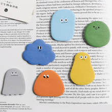 Kawaii Cute Eyes Sticker Stick Markers Bookmark Memo Pad Agenda List Sticky Notes Stationery Office Supplies Papeleria sl1751