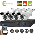 Nueva 4ch 1080 P Full HD DVR 4 UNIDS HD 2.0MP 1080 P Al Aire Libre Kits de Cámaras de Seguridad del Sistema de Vídeo CCTV Sistema de Vigilancia doméstica [39].