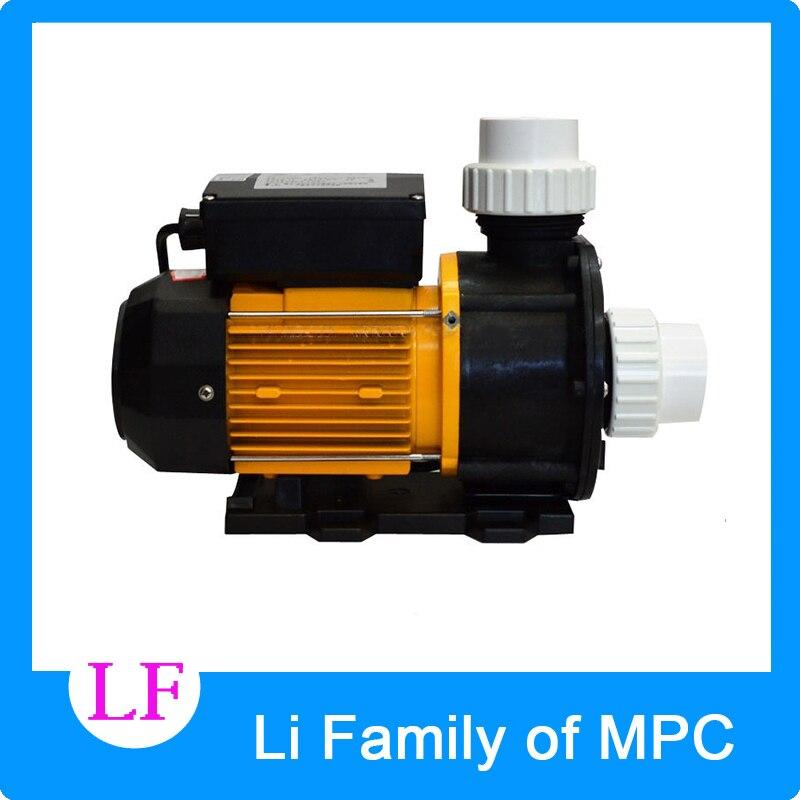 220V 1.1KW 1.50HP TDA150 Spa Pool Bathtub Water Circulation Pump
