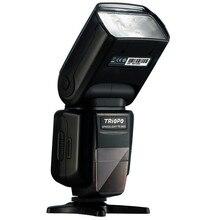 TRIOPO TR-982 II 1/8000 HSS Multi ЖК Беспроводной Мастер Подчиненном Режиме Вспышка Света Вспышки Speedlite для Цифровой Зеркальный Фотоаппарат Canon Nikon