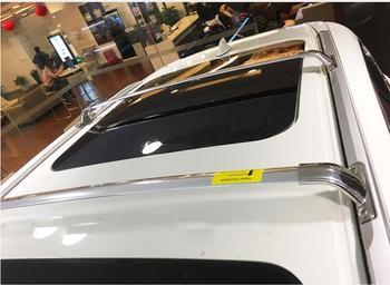 Bagagem bagagem Rack de Teto Do carro Cross Bar Para Infiniti QX50 QX60 JX35 QX70 QX80 POR EMS (Com Trava)