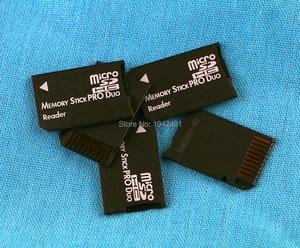 Image 5 - OCGAME 20 sztuk/partia SDHC TF do kart MS Pro Duo Adapter konwerter pendrive Pro Duo czytnik dla PSP 1000 2000 3000